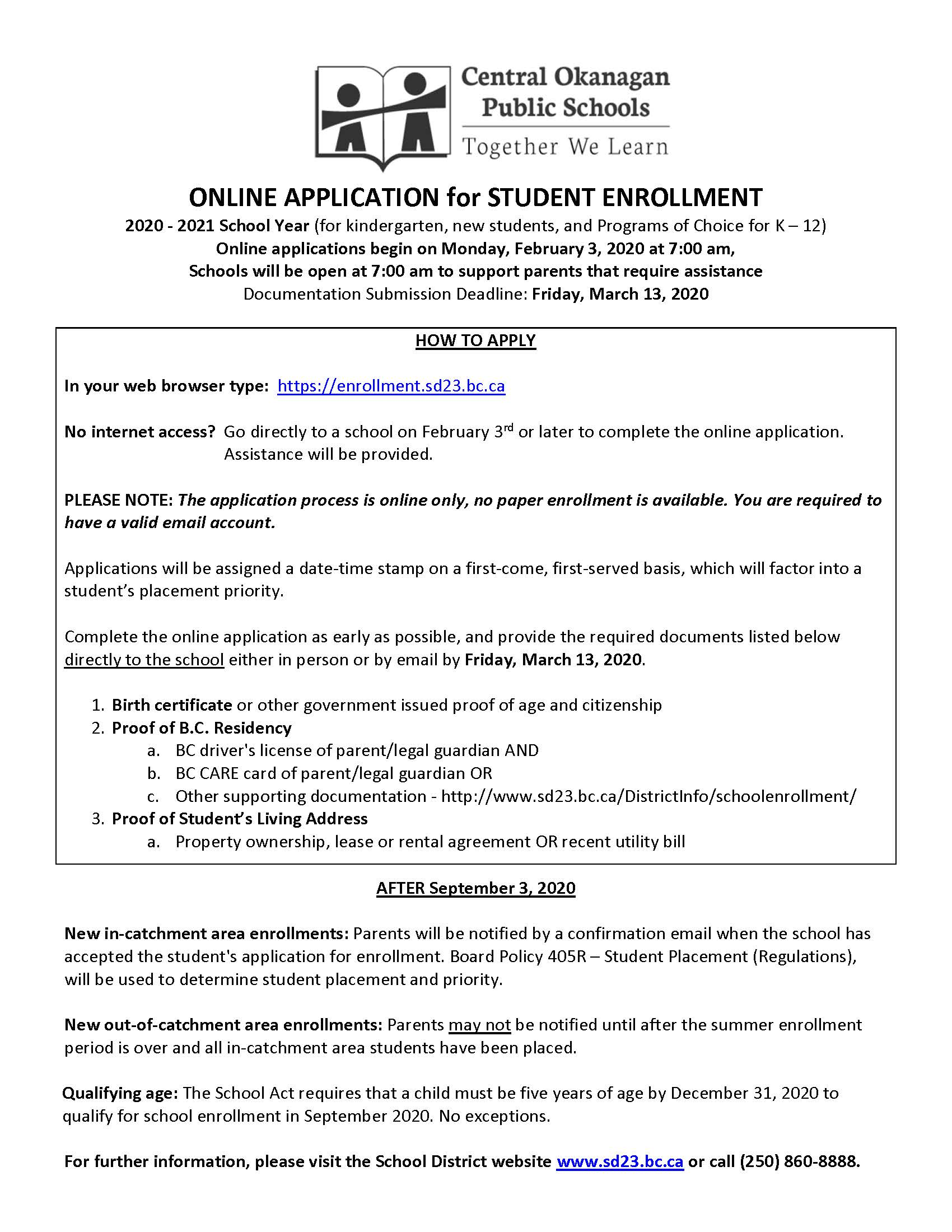 Enrollment Application Ad Spring 2020-2021.jpg